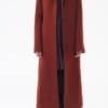Nicole Kidman Wool Coat Undoing Series.