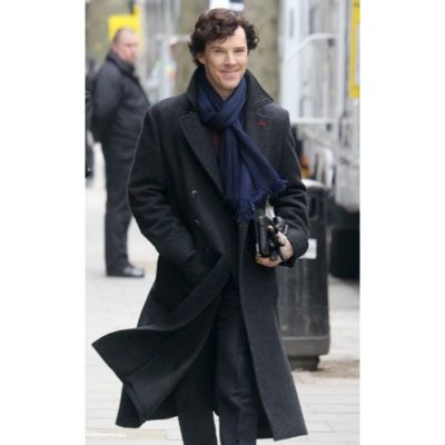 Sherlock Holmes Coat for Men