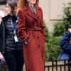 Undoing TV Series Wool Coat