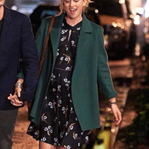 You Series Guinevere Beck Green Coat