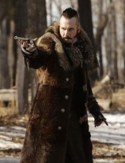 bobo del rey wynonna earp michael eklund fur coat