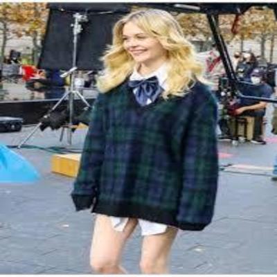 Gossip Girl Emily Alyn Lind Sweater