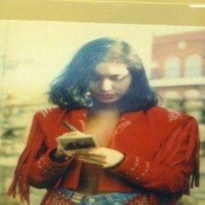 selena-red-fringe-leather-jacket