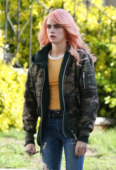 isabelle life in a year cara delevingne bomber jacket