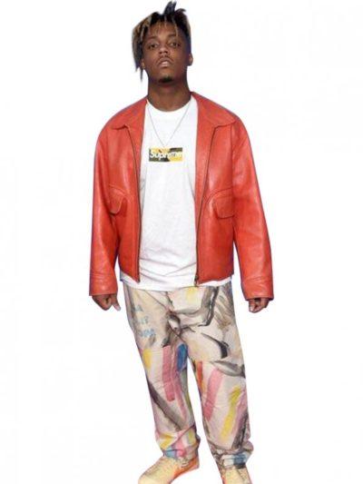 juice-wrld-singer-leather-jacket