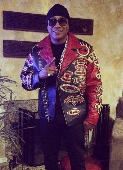 ll cool j goat leather jacket