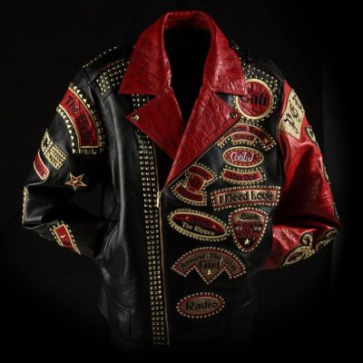 ll cool j leather jacket