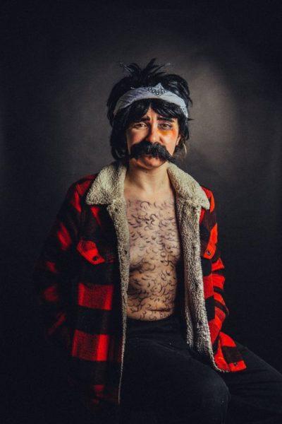 nate a one man show natalie palamides jacket