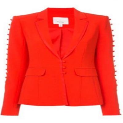 red-blazer-button
