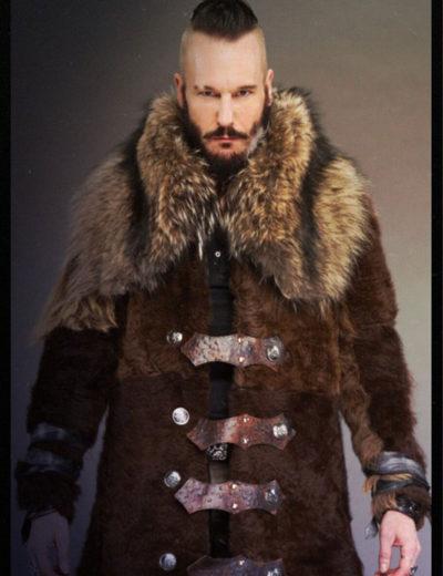 wynonna earp michael eklund coat