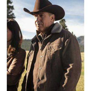 Yellowstone jhon datton brown jacket