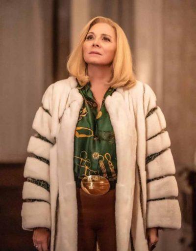Filthy Rich Margaret Monreaux Fur Coat