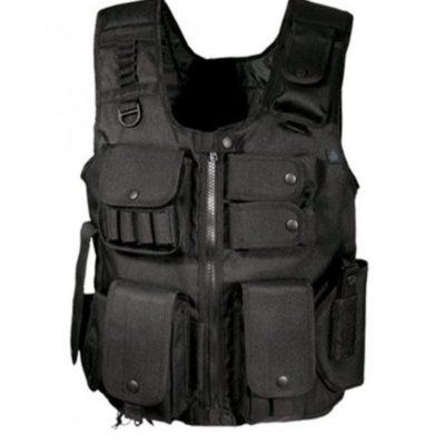 WWE-Roman-Reigns-Swat-Tactical-Leather-Vest-2
