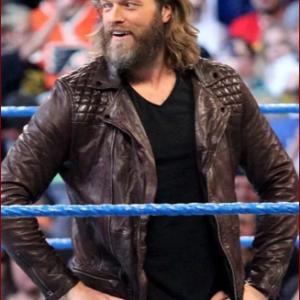 edge brown jacket