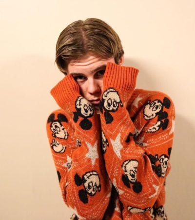 kid laroi sweater