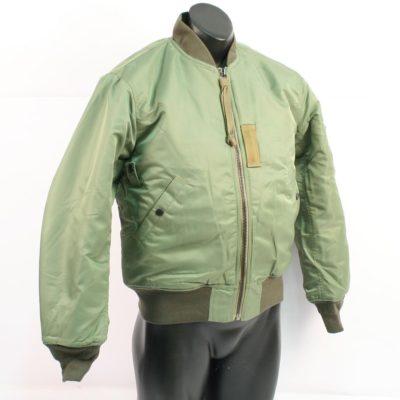 nasa ma-1 flight bomber jacket