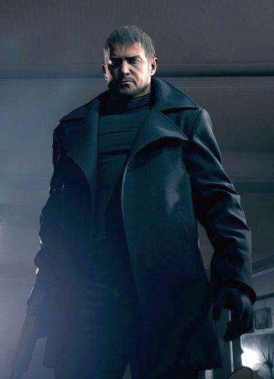 resident evil village chris redfield coat