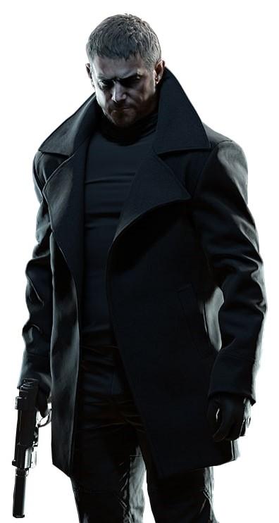 resident evil village coat