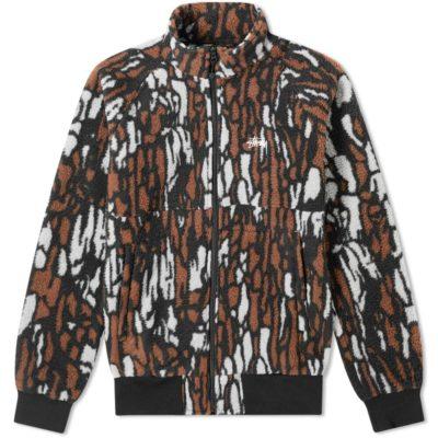 tree bark camo jacket