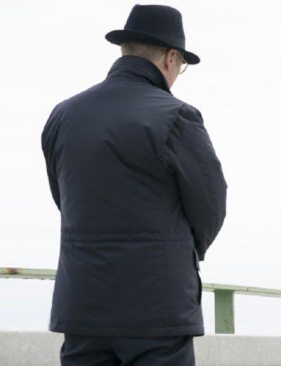 James Spader The Blacklist Raymond Black Jacket