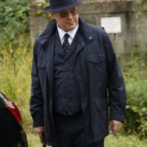 James Spader The Blacklist Raymond Jacket