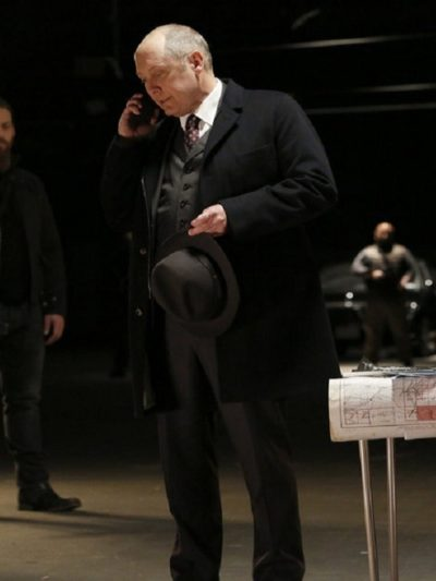 James Spader The Blacklist Reddington Coat