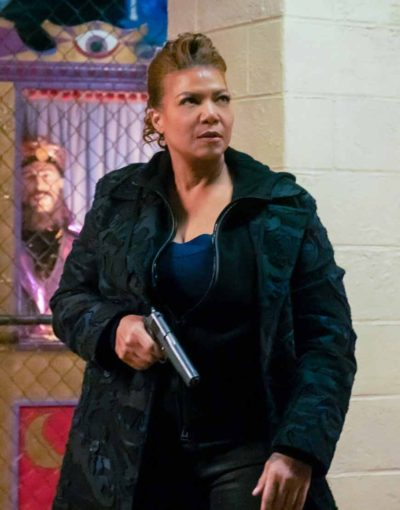 Queen-Latifah-The-Equalizer-2021-Robyn-McCall-Black-Coat