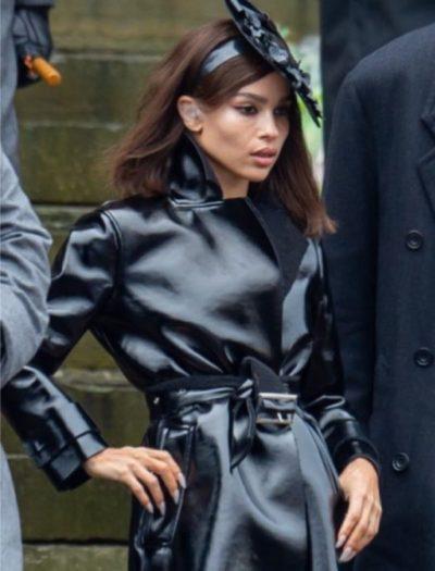 Selina-Kyle-The-Batman-2022-Black-Leather-Coat
