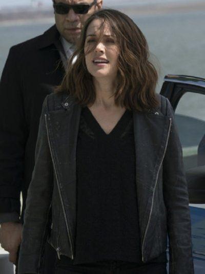 The Blacklist Elizabeth Keen Leather Black Jackets