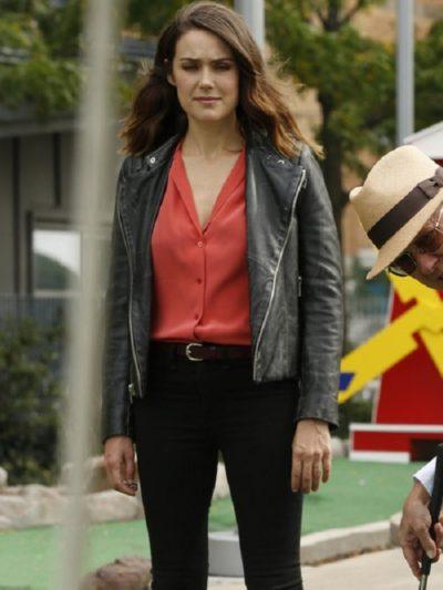The Blacklist Elizabeth Keen Leather Jacket