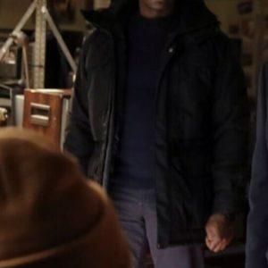 The Blacklist Season 8 Puffer Jacket