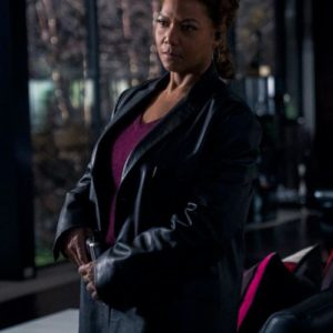 the equalizer 2021 queen latifah leather coat