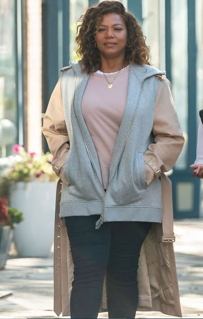 the equalizer 2021 queen latifah long tail jacket