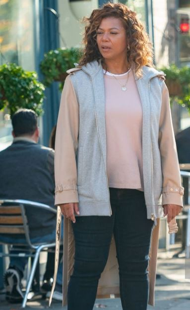 the equalizer 2021 robyn mccall long tailcoat jacket