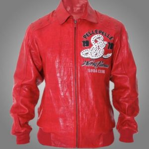 1978 Soda Club Pelle Pelle Jacket