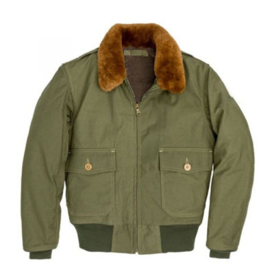 B-10 Flight Olive Jacket