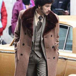 Cruella 2021 Joel Fry Coat
