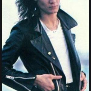 Eddie Van Halen Black Biker Jacket