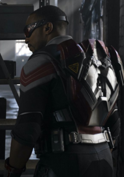 Falcon and Winter Soldier Anthony Costume