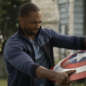 Falcon and winter Soldier Anthony Mackie Jacket
