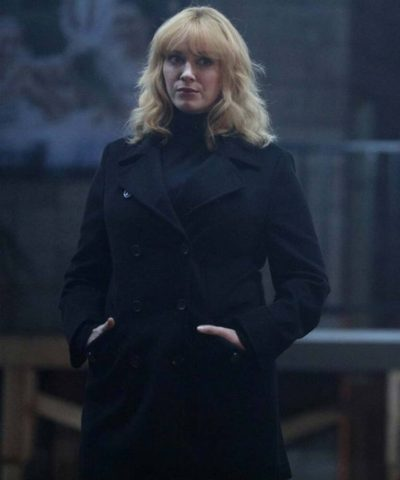 Good Girls Beth Boland Coat