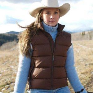 Heartland Amy Fleming Puffer Vest