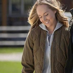 Heartland Amy Fleming Quilted Jacket