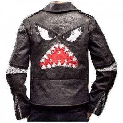 Julian Casablancas Instant Crush Leather Jacket