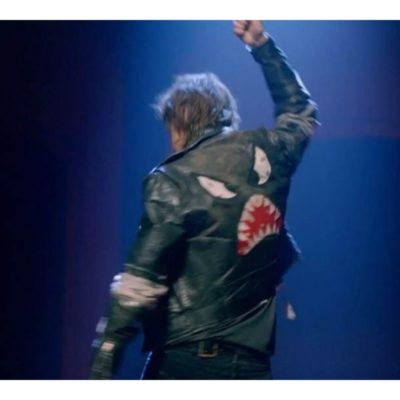 Julian Casablancas Instant Leather Jacket