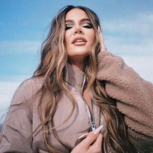 Khloe Kardashian Sherpa Jacket