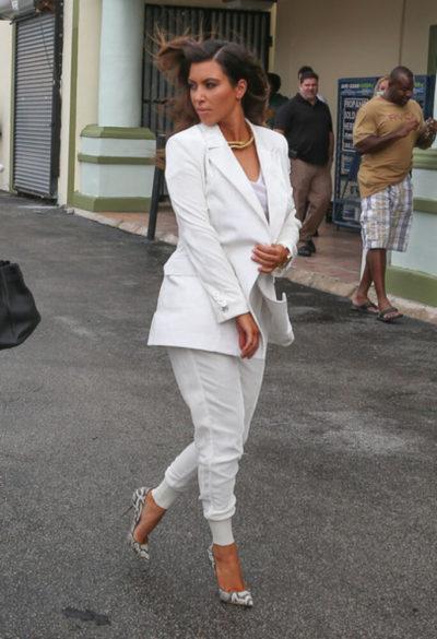 Kim Kardashian Classic Blazer