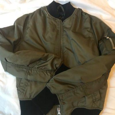 Kylie Jenner Green Jackets