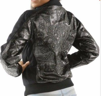 Ladies Pelle Pelle Flawless Black Jacket