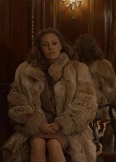 Madame Claude Coat
